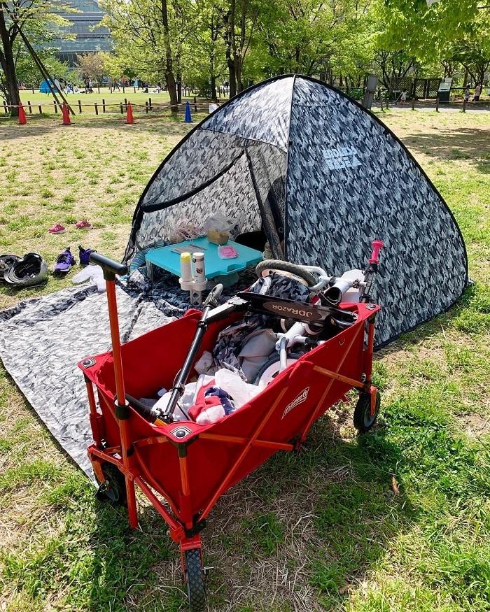 天気の良い日は公園へ行こう!簡単&楽しいピクニックアイデアの画像17