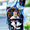 赤ちゃんの熱中症対策…ベビーカー、抱っこ紐の熱逃がしアイテム10選のタイトル画像