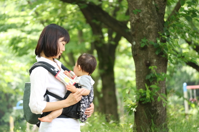 赤ちゃんの熱中症対策…ベビーカー、抱っこ紐の熱逃がしアイテム10選の画像1