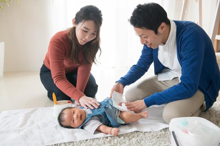 出産で変わった夫婦の関係。夫が「最強のチームメイト」になるまで…の画像1