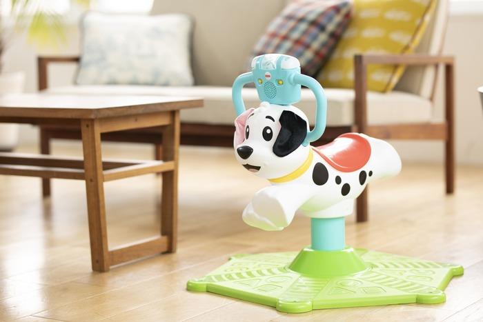 猛暑でお外遊びできない…そんな日に親子で楽しむ、体をたっぷり動かせるバイリンガルおもちゃの画像3