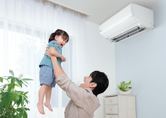 子ども思いのママが選んだのは、キレイな空気を届けるエアコン。の画像27