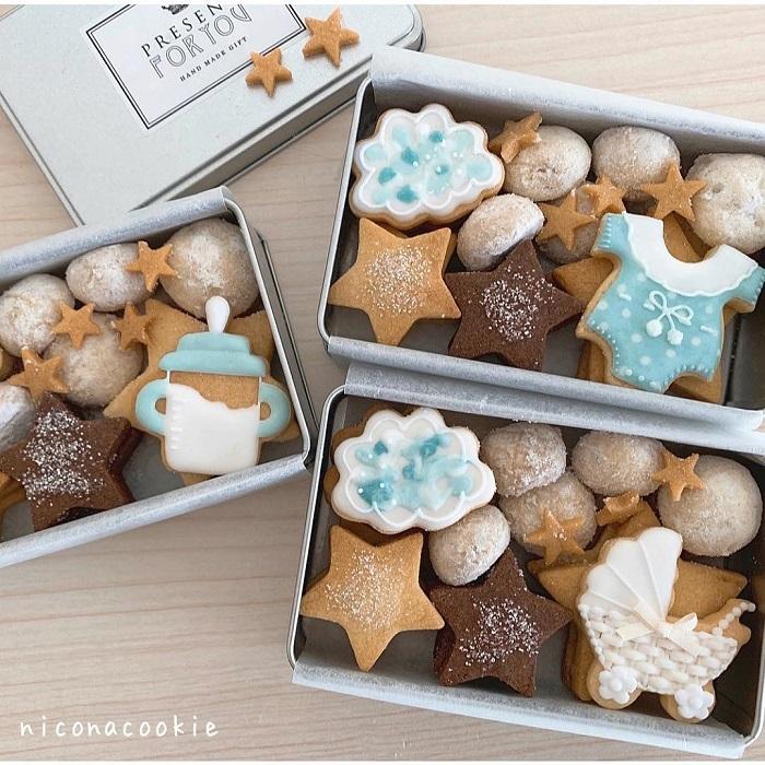 出産祝いや内祝いに!クッキーにハーバリウム…手作りギフトのアイデア集の画像1