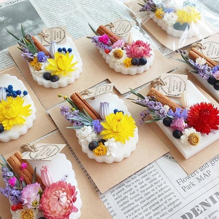 出産祝いや内祝いに!クッキーにハーバリウム…手作りギフトのアイデア集の画像14