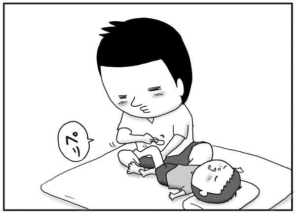 「絆創膏を外すのはいやぁぁぁぁ!!!!」どんな大ケガかと思い患部を見たら…の画像10