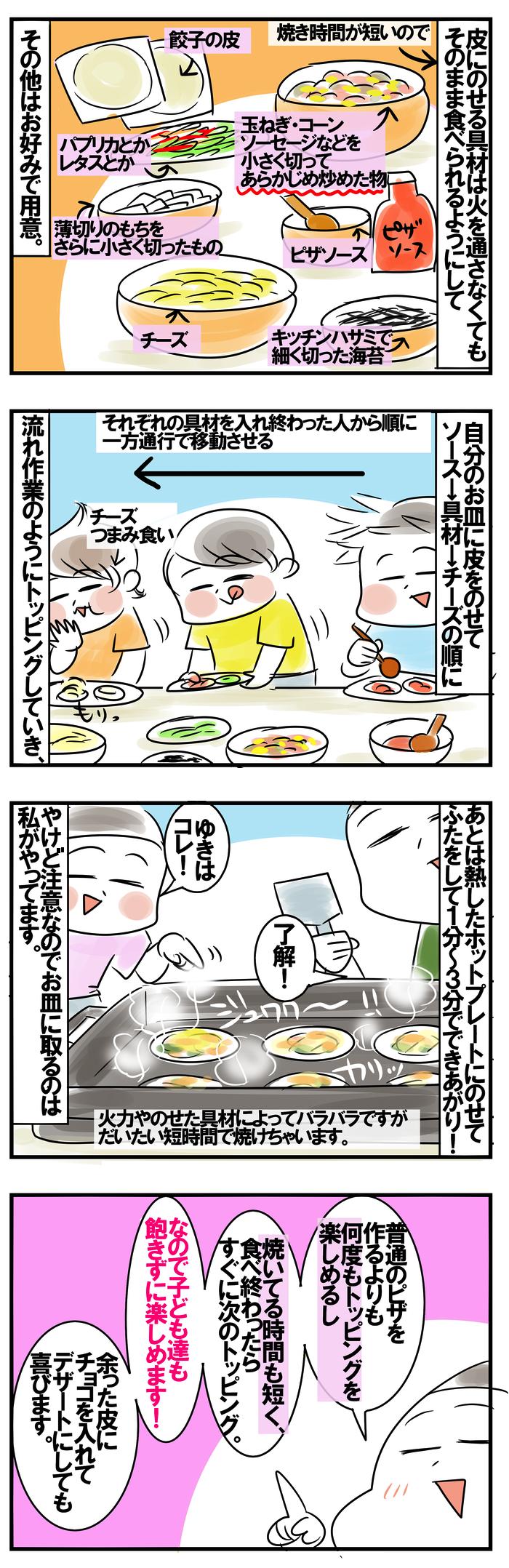 ごちゃごちゃするカオスな休日。子どもも楽しめる簡単料理はコレだっ!!の画像2