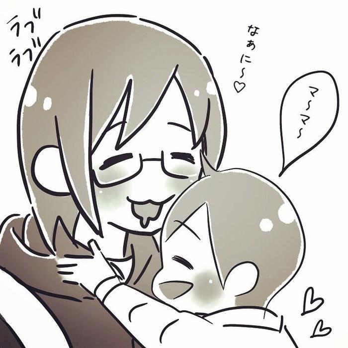 ママだって泣きたい日もある。優しく抱きしめてくれた2歳児のはなしの画像9