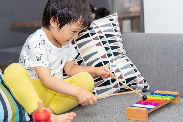 お手軽から本格派まで♪オススメ楽器系おもちゃ8選の画像1