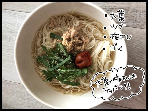 脱マンネリ・素麺レシピ作戦!ちょい足しレシピに子どもたちの反応は!?の画像4