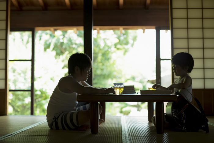 子ども達が自由すぎてカオスな夏。早起き、説教、謎のしりとり(笑)の画像1