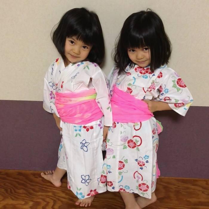 お祭りに花火!夏イベントを盛り上げる甚平&浴衣コーデの画像2