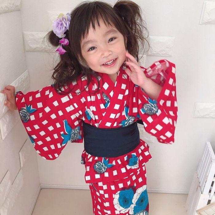 お祭りに花火!夏イベントを盛り上げる甚平&浴衣コーデの画像14