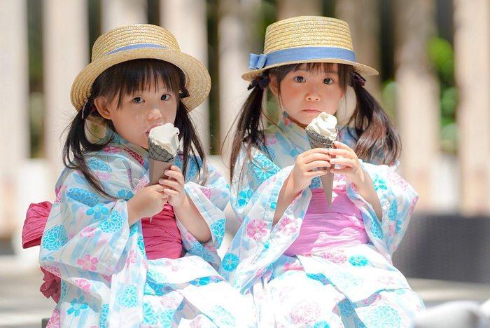 お祭りに花火!夏イベントを盛り上げる甚平&浴衣コーデの画像21