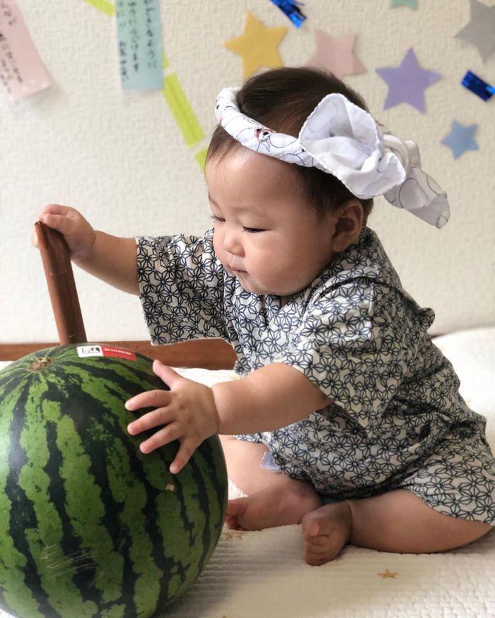 お祭りに花火!夏イベントを盛り上げる甚平&浴衣コーデの画像8