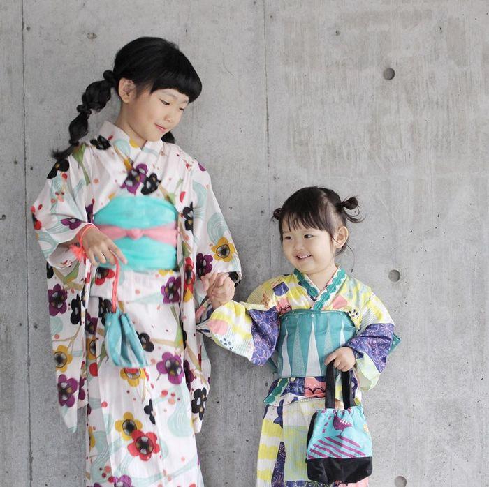 お祭りに花火!夏イベントを盛り上げる甚平&浴衣コーデの画像6