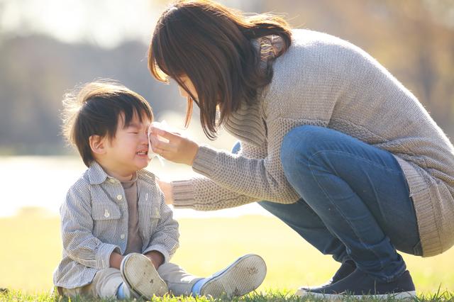 パニック泣きを受け止めるには?親子で模索した心のコントロールの画像1