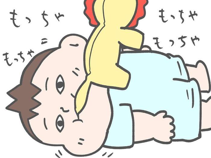 「寝返りが見たいのに見られない…」息子ラブな父、魂の叫び!!の画像37