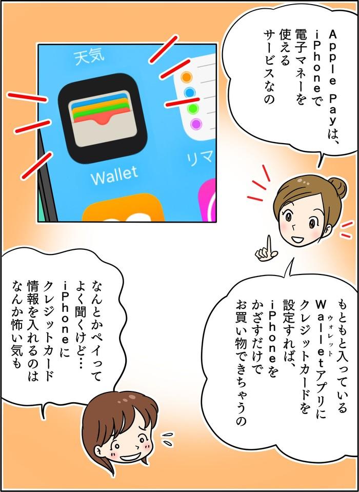 レジでお財布どこ!?と慌てたことのあるママへ。iPhoneでお悩み解決!の画像12
