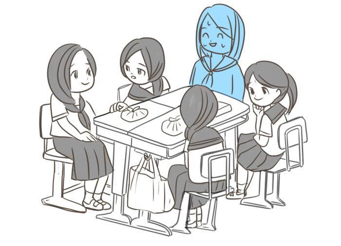 ボッチだった私が、3姉妹を「仲良しグループ」にするのを止めた話の画像2