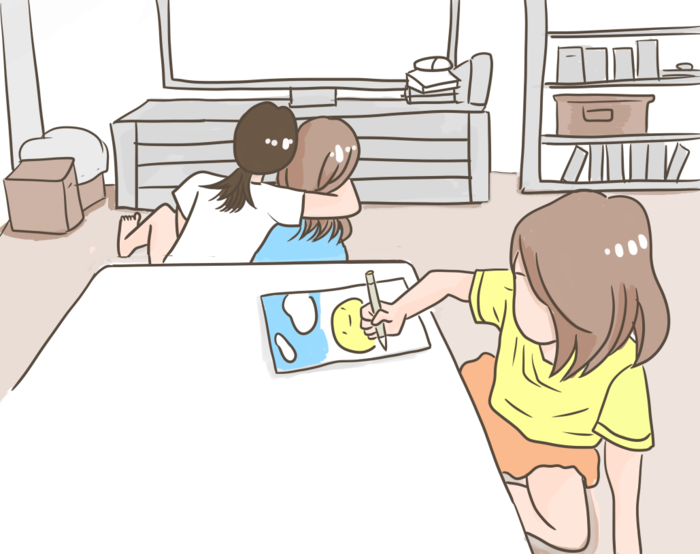ボッチだった私が、3姉妹を「仲良しグループ」にするのを止めた話の画像1