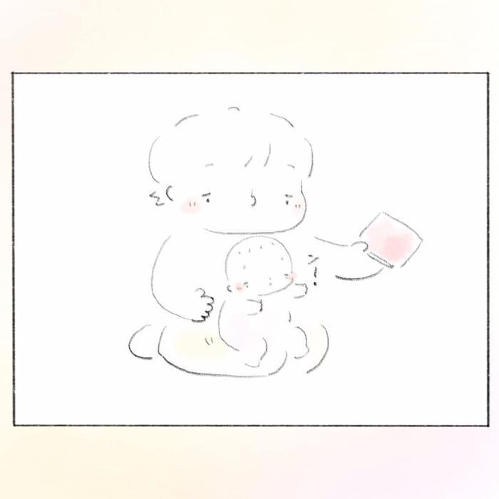 「疲れて何もしたくない!」休日出勤のママに、パパが神だった(涙)の画像8