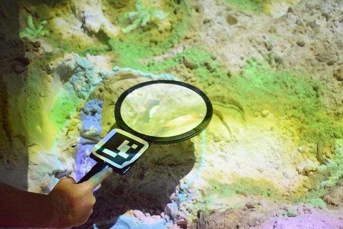 デジタル技術で想像力を刺激!近未来的なあそび施設「リトルプラネット」の画像8