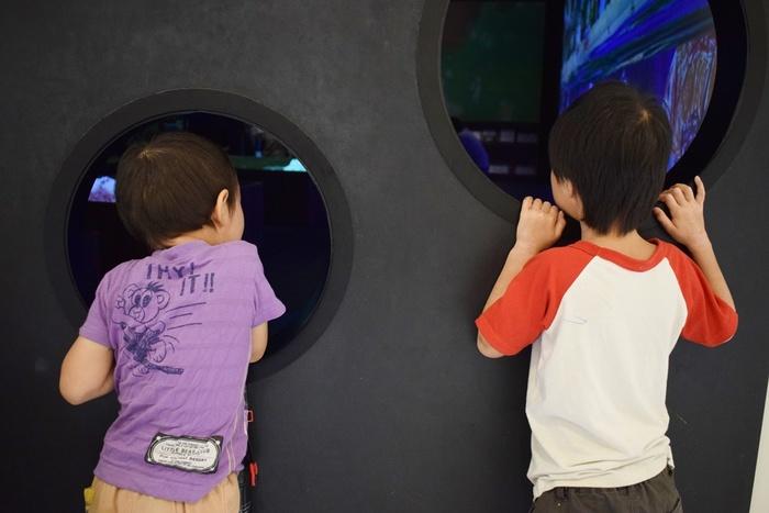 デジタル技術で想像力を刺激!近未来的なあそび施設「リトルプラネット」の画像2