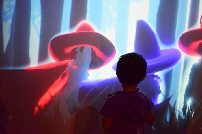 デジタル技術で想像力を刺激!近未来的なあそび施設「リトルプラネット」の画像6