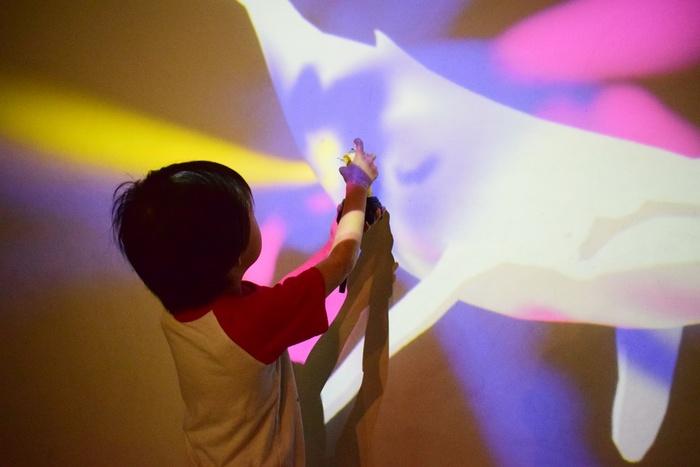 デジタル技術で想像力を刺激!近未来的なあそび施設「リトルプラネット」の画像7
