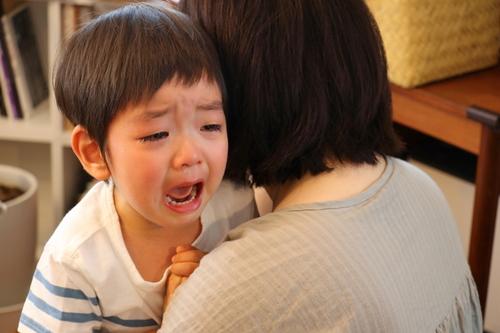 ママっこ長男を置いて入院…再会したときの顔が、忘れられない。 のタイトル画像