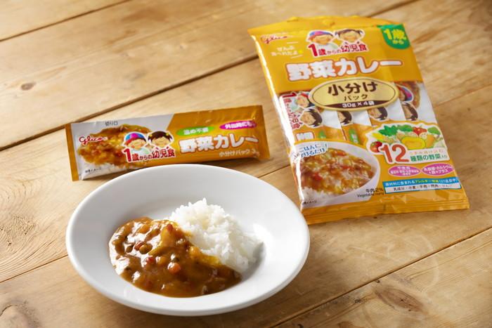 小分けだから使いやすい!食べムラ対策やお外ご飯に便利なベビーフードの画像32