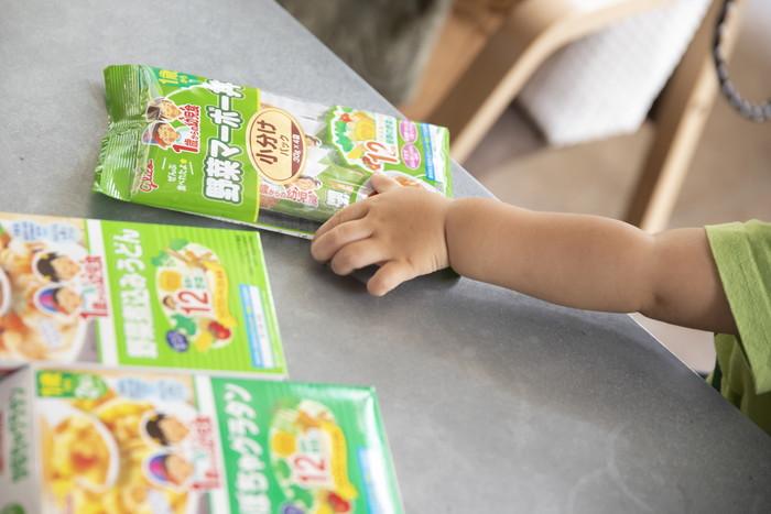 小分けだから使いやすい!食べムラ対策やお外ご飯に便利なベビーフードの画像1