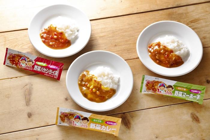 小分けだから使いやすい!食べムラ対策やお外ご飯に便利なベビーフードの画像30