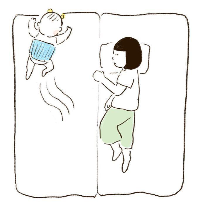 雨の日も眠い日も全部愛おしい♡0歳児との日々は喜びと発見がいっぱいの画像7