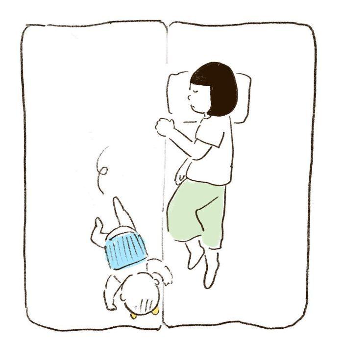 雨の日も眠い日も全部愛おしい♡0歳児との日々は喜びと発見がいっぱいの画像11