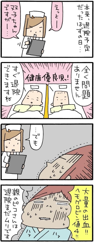 双子出産はどんな感じ?先輩ママから情報収集→イメトレ→想定外の展開になった話の画像4