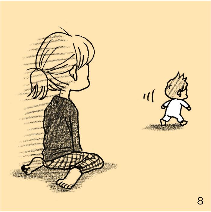 なぜだーーー!?ツンデレが過ぎる我が子の謎行動に、チーン…。の画像7