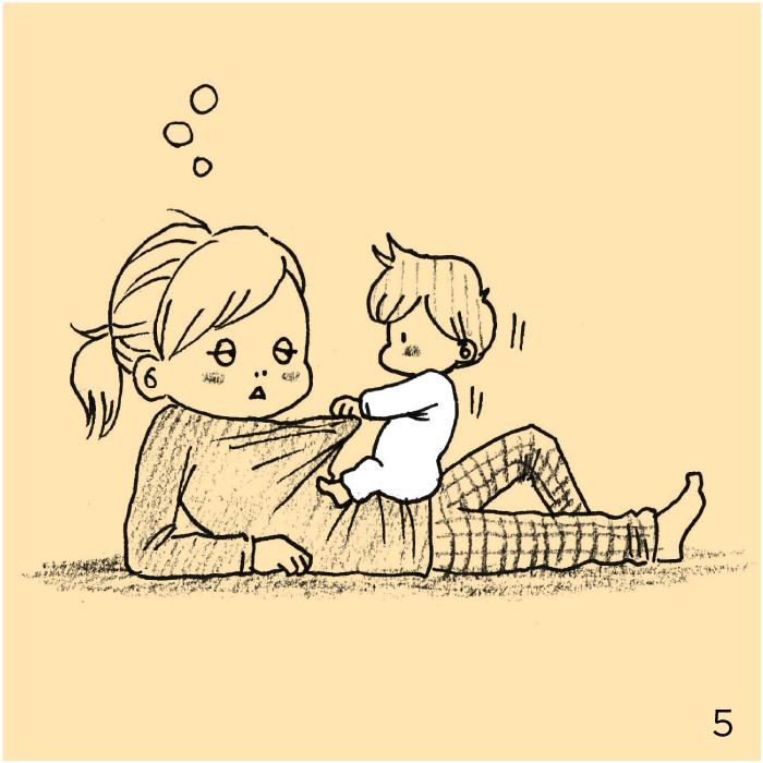 なぜだーーー!?ツンデレが過ぎる我が子の謎行動に、チーン…。の画像4
