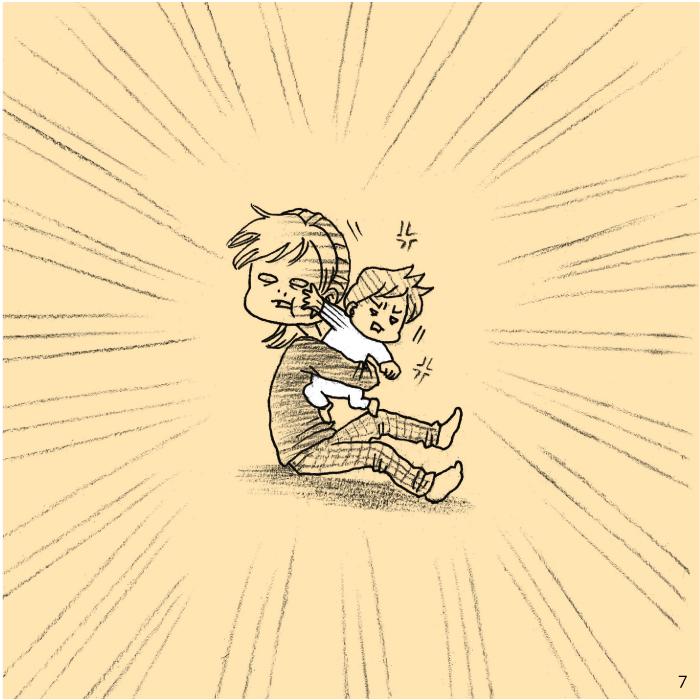 なぜだーーー!?ツンデレが過ぎる我が子の謎行動に、チーン…。の画像6