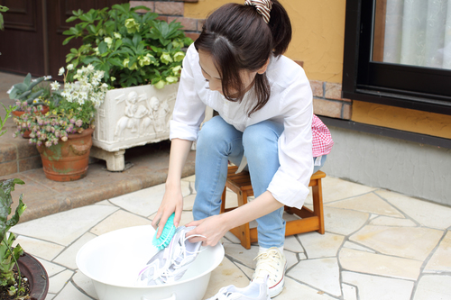 靴洗いから解放されたい…!その一心で色々試した結果、わかったこととは?のタイトル画像