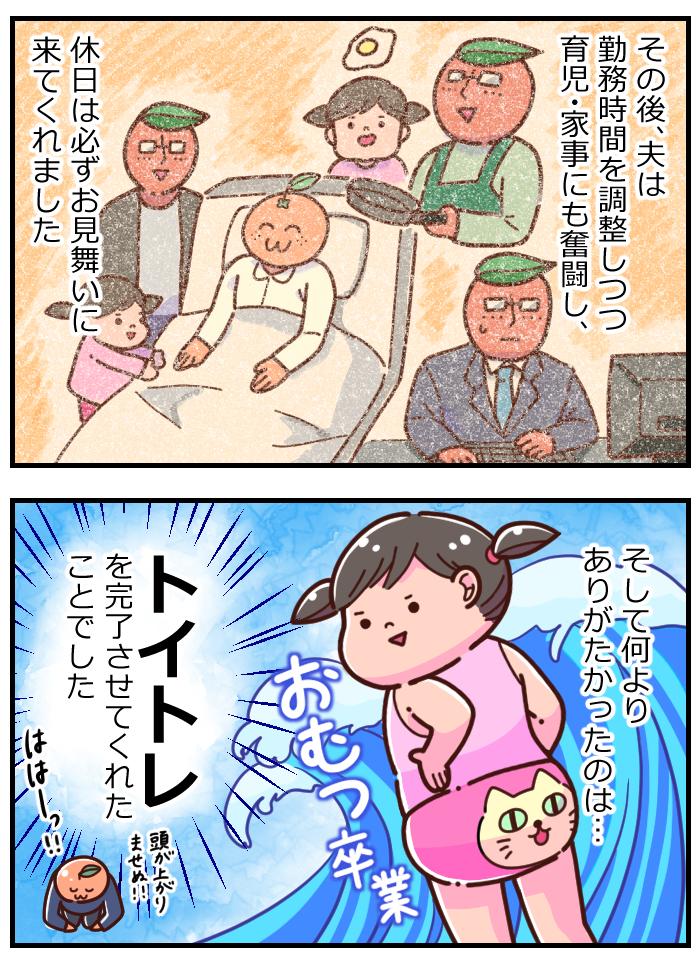 切迫早産で突然の入院!そんなとき私を救ったのは、ポジティブな夫の行動力だった。の画像4
