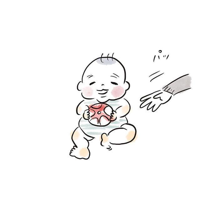 初・ベビースイミングのリアル!0歳児の水着姿は、かわいさ悶絶級♡の画像8