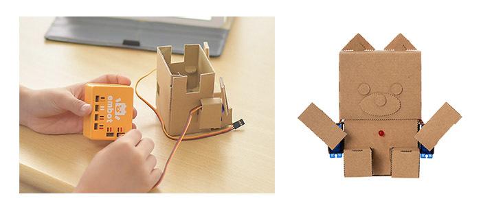 ひらめきを育てる!プログラミング×ダンボールロボットの工作キットの画像15