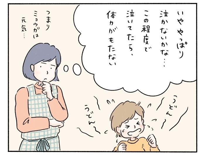 「夕食がうどんじゃなかった」という理由で泣く娘の自由さに、ふと考えたことの画像12