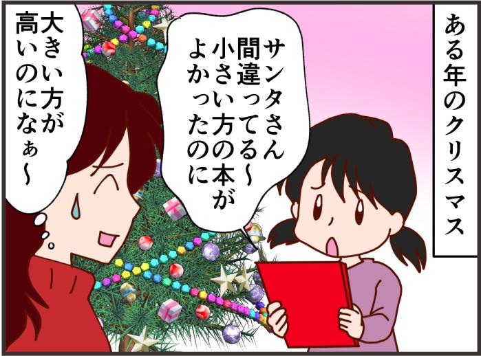 中2の息子も待ち望むクリスマス!家族みんなに大人気なサンタのお話。の画像4
