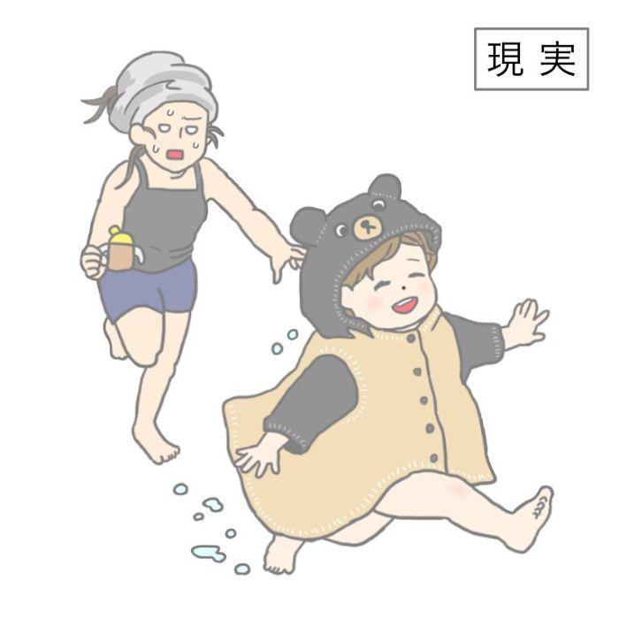 グッとくるのに笑える(笑)おばあちゃんが使用済みおむつを掲げて祈るワケの画像2