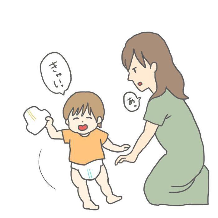 グッとくるのに笑える(笑)おばあちゃんが使用済みおむつを掲げて祈るワケの画像6