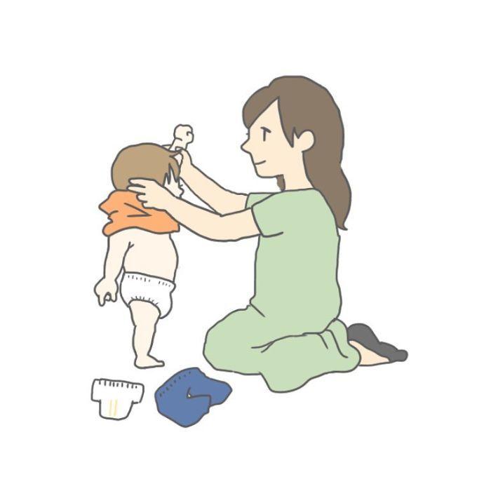 グッとくるのに笑える(笑)おばあちゃんが使用済みおむつを掲げて祈るワケの画像4