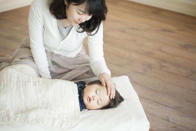 病院に駆け込んで、回復を祈る。3児の母が冬がくるたび強くなるワケの画像1