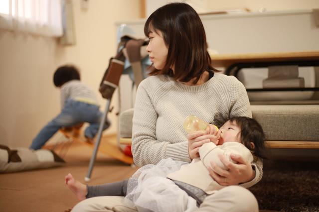 """「ママの自分を大切に」3人育児まっただ中で、生まれはじめた""""心の余裕""""の画像1"""